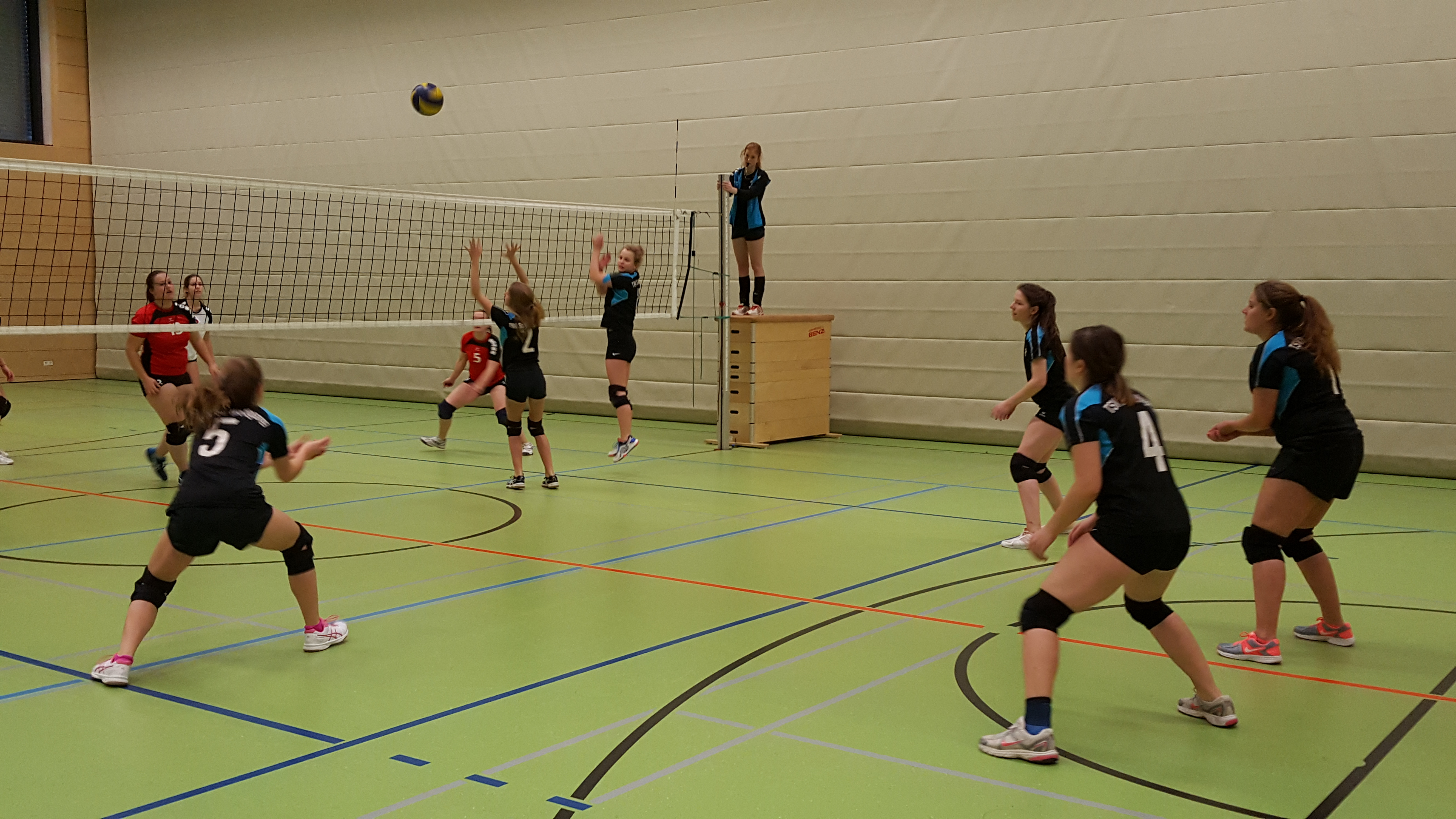 Volleyball Damen